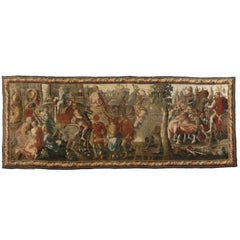 "Monumental ""Alexander the Great"" Tapestry"
