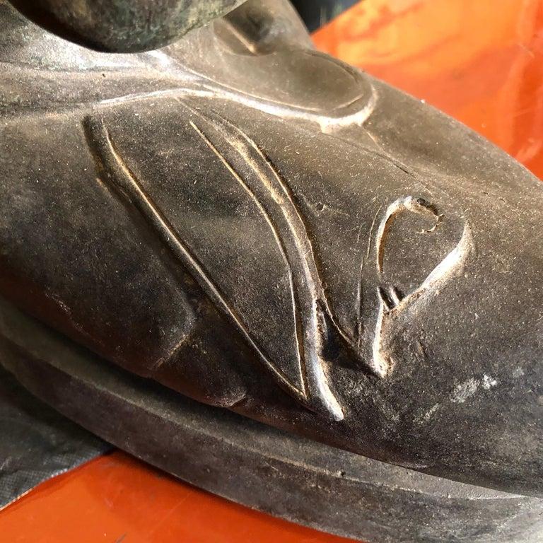 Thai Monumental Antique Bronze