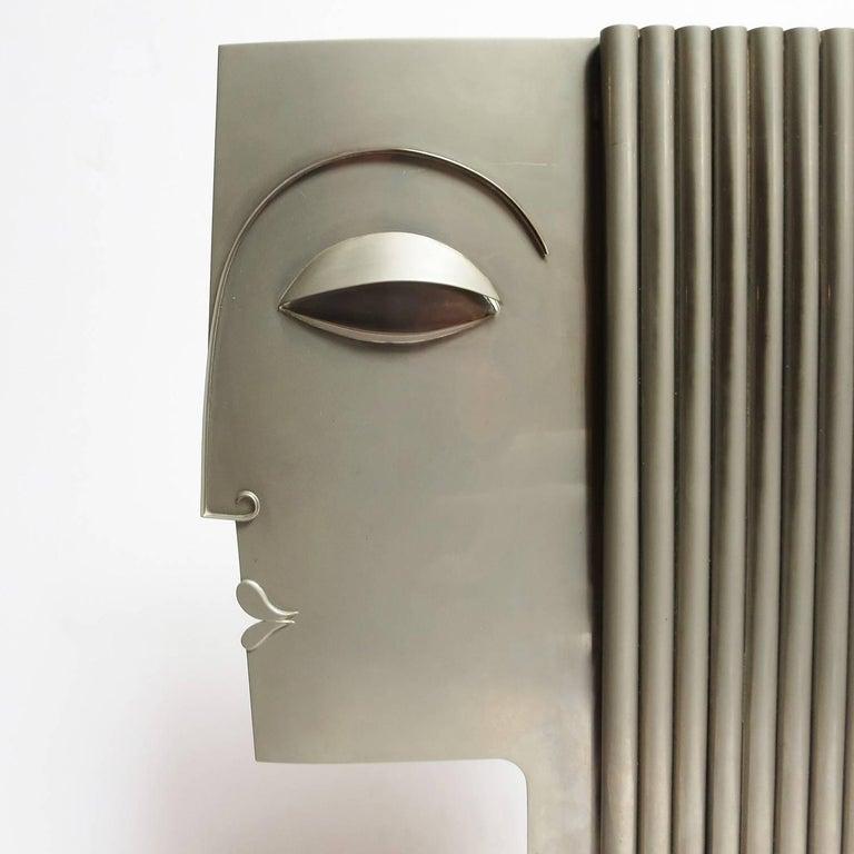 Austrian Monumental Art Deco Sculpture by Franz Hagenauer For Sale