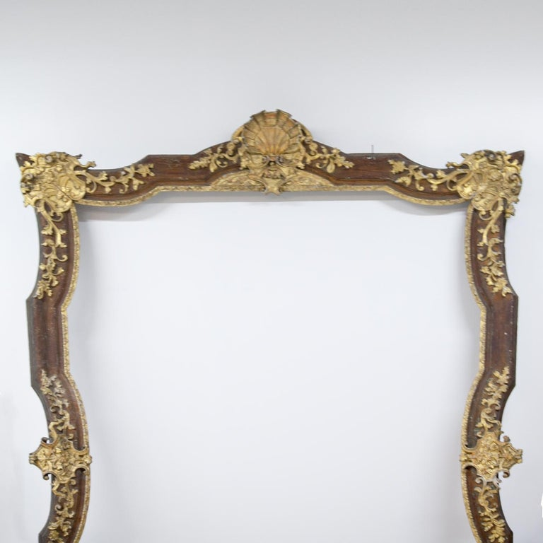 Monumental Baroque Frame, 18th Century 4