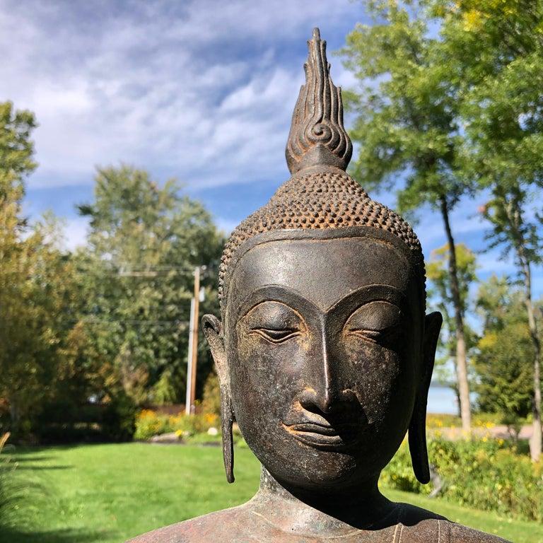 Thai Monumental Bronze 33