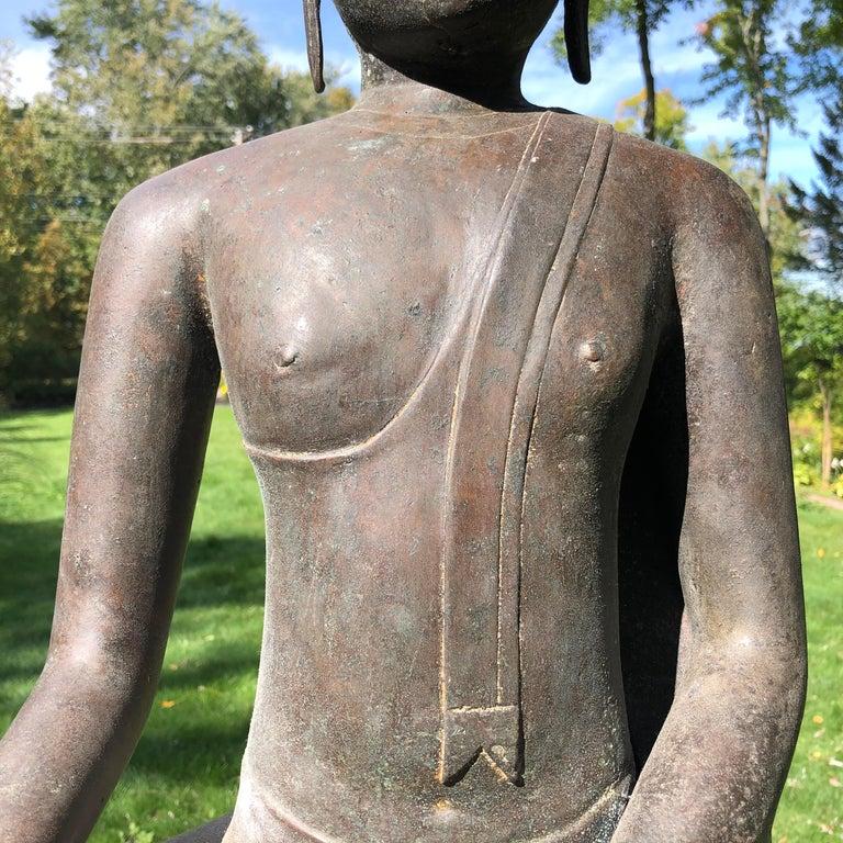 Cast Monumental Bronze 33