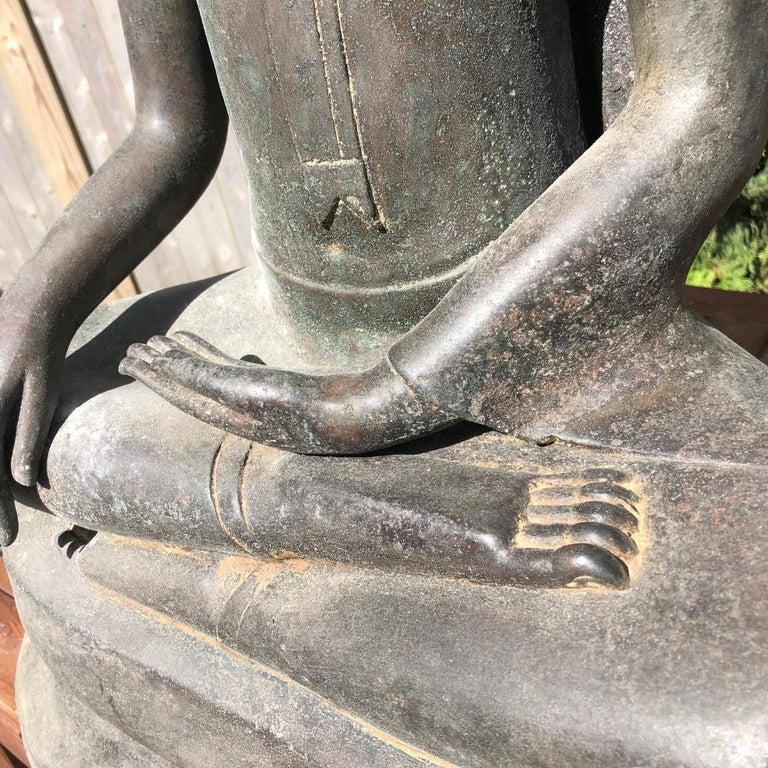 19th Century Monumental Bronze 33