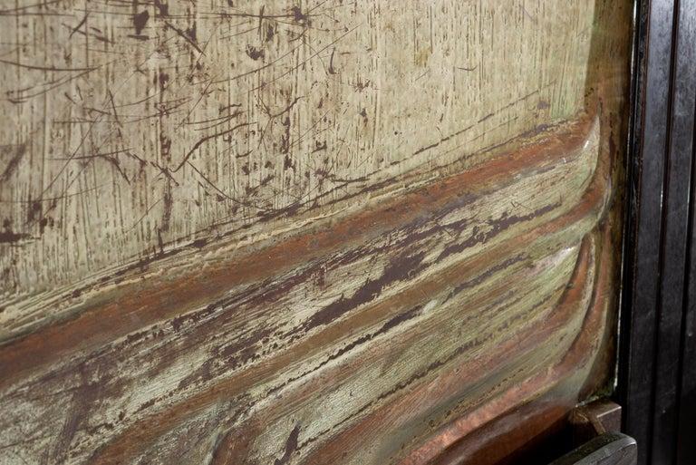 Monumental Brutalist Exterior Doors from Craig Ellwood House For Sale 4