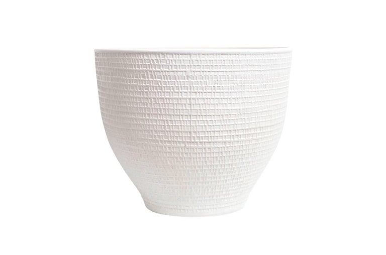 Mid-Century Modern Monumental Ceramic Vessel by David Cressey For Sale