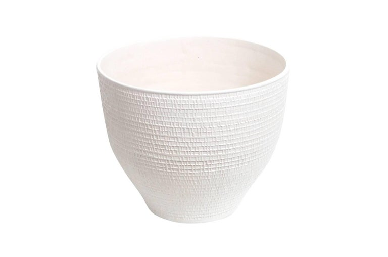 American Monumental Ceramic Vessel by David Cressey For Sale