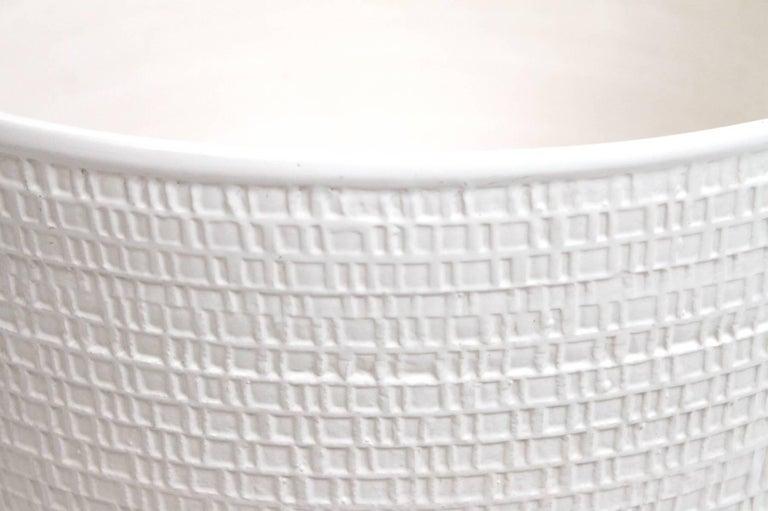 Monumental Ceramic Vessel by David Cressey For Sale 2