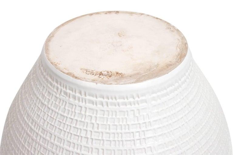 Monumental Ceramic Vessel by David Cressey For Sale 5