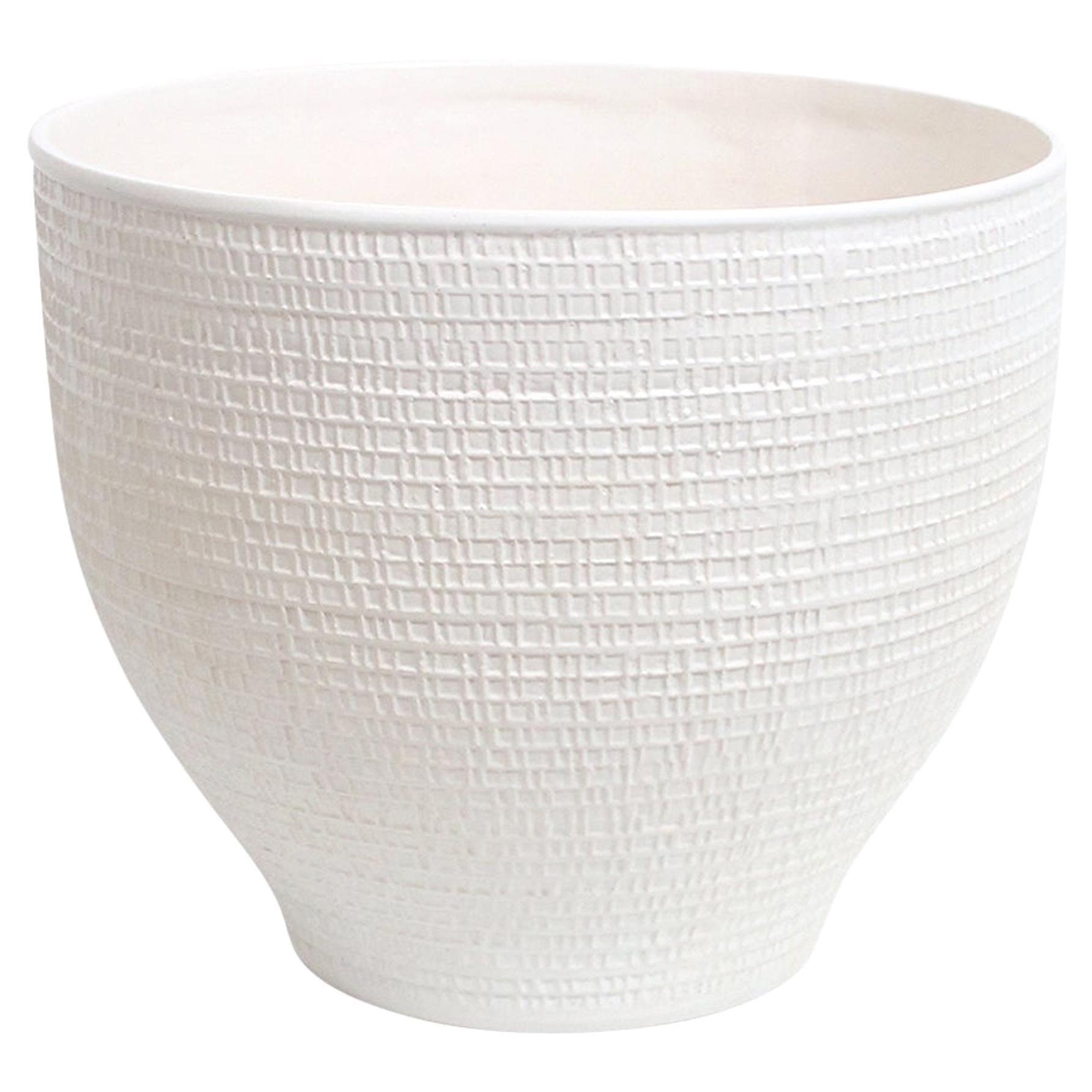 Monumental Ceramic Vessel by David Cressey