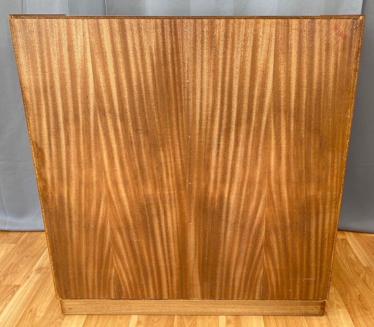 Monumental Danish 12 Drawers, Chest of Drawers in Teak, Circa 1970s For Sale 1