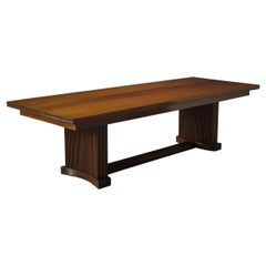 Monumental Danish Conference Table