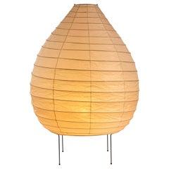 Monumental Isamu Noguchi Akari 23N Floor Lamp