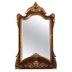 Monumental Italian Neoclassical Mirror