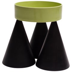 Monumental Jane Ceramic Bowl by Ettore Sottsass