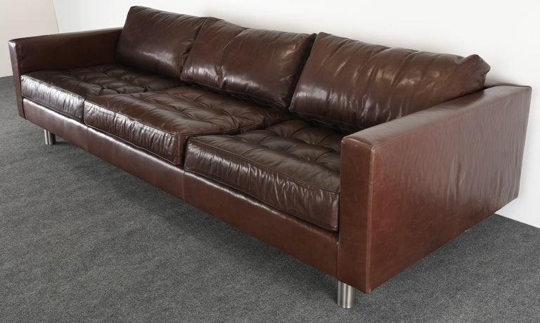 Monumental Metropolis Sofa by Ralph Lauren, 1990s For Sale 3