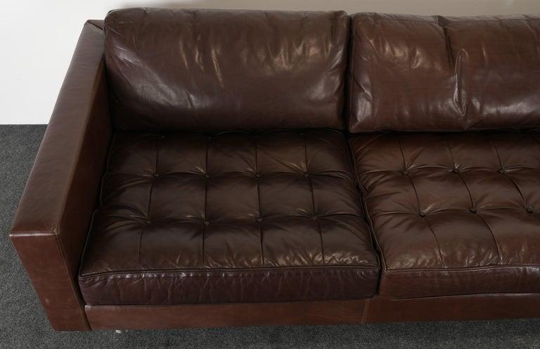 Monumental Metropolis Sofa by Ralph Lauren, 1990s For Sale 4