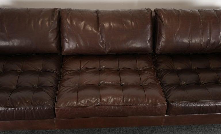 Monumental Metropolis Sofa by Ralph Lauren, 1990s For Sale 5