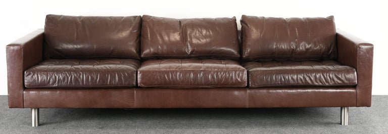 Monumental Metropolis Sofa by Ralph Lauren, 1990s For Sale 7