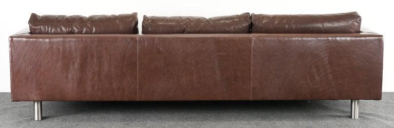 Monumental Metropolis Sofa by Ralph Lauren, 1990s For Sale 8