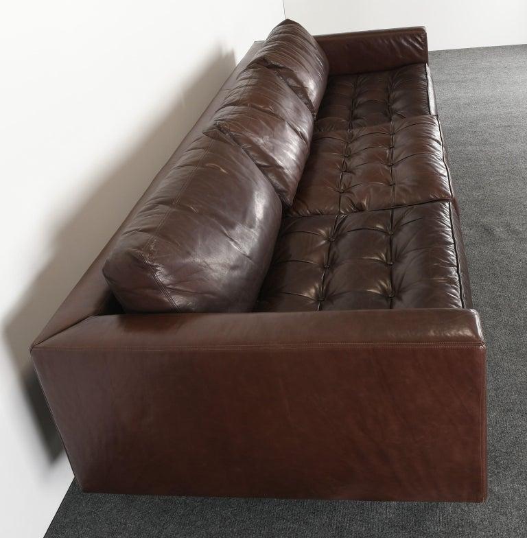 American Monumental Metropolis Sofa by Ralph Lauren, 1990s For Sale