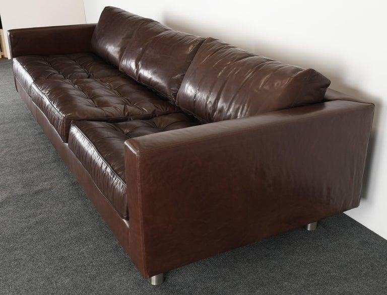 Monumental Metropolis Sofa by Ralph Lauren, 1990s For Sale 1