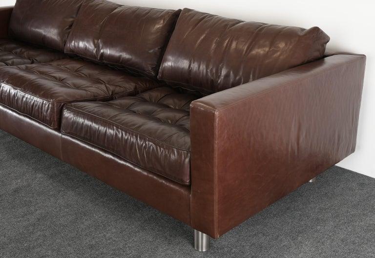 Monumental Metropolis Sofa by Ralph Lauren, 1990s For Sale 2