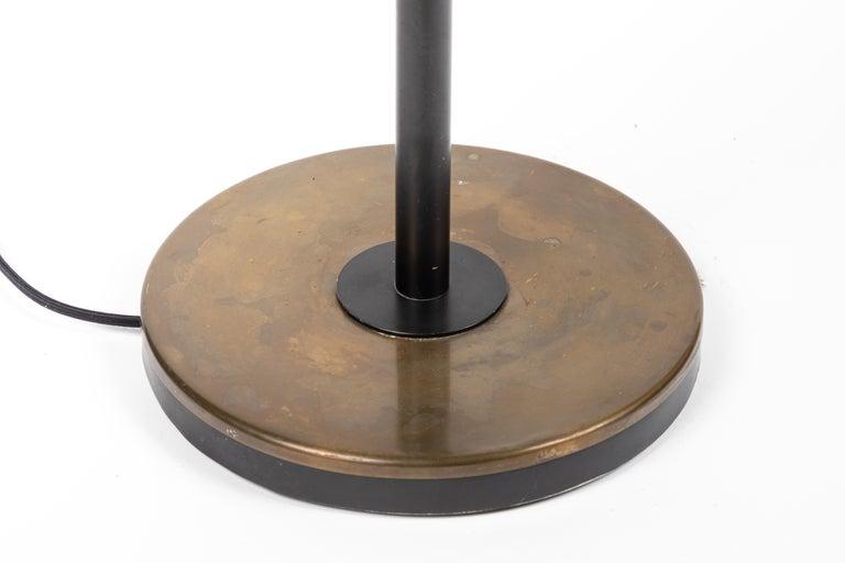 Monumental Oscar Torlasco 3-Cone Floor Lamp for Lumi, circa 1958 For Sale 12
