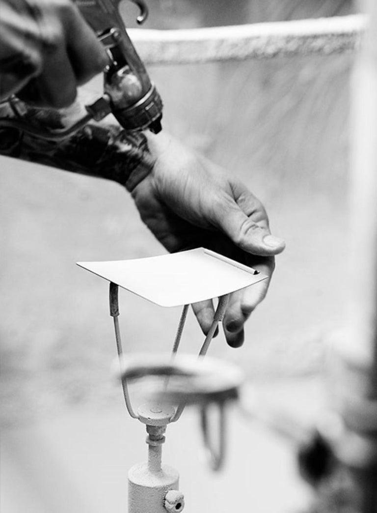 Monumental Poul Henningsen PH Glass Artichoke Chandelier for Louis Poulsen For Sale 13