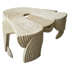 Monumental Sculptural Coffee Table