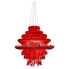 "Monumental ""Sneeze"" Chandelier by Jacopo Foggini, Italy, Contemporary"