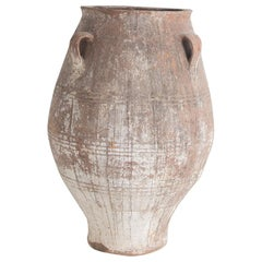 Monumental Three Handled Turkish Urn