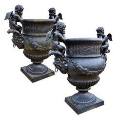 Monumental Urns
