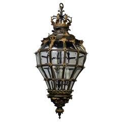 Monumental Versailles Style Lantern Chandelier