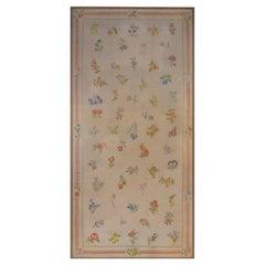 Monumental Vintage Chinese Aubusson Rug