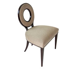 Moon Beige Chair by Tura