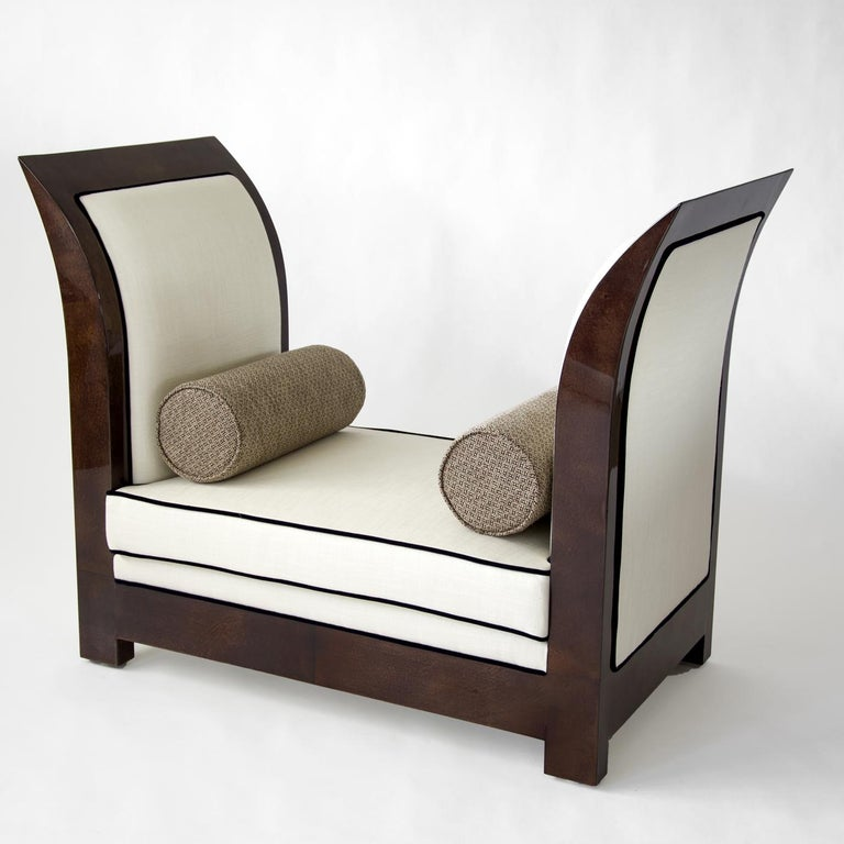 Modern Moon Bench For Sale