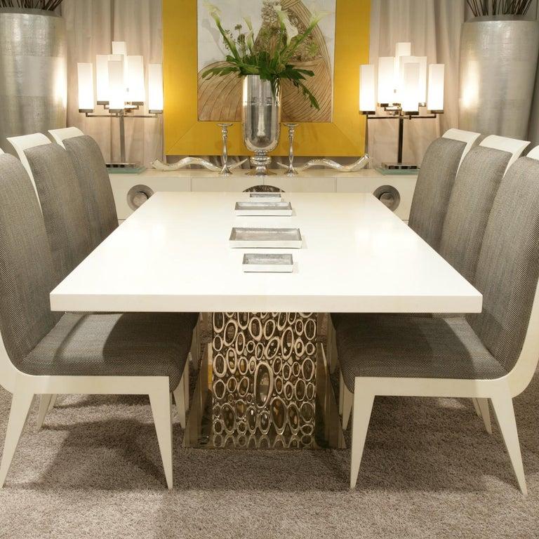 Italian Moon Dining Table