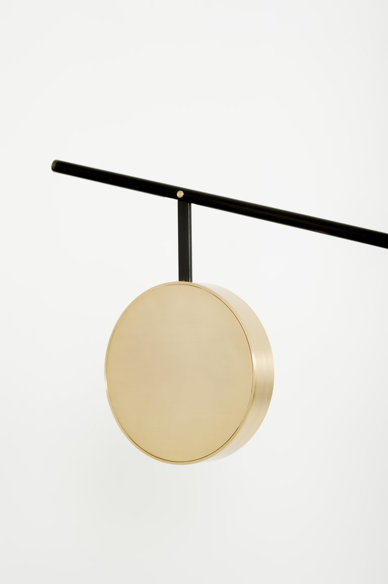 Moon Floor Lamp by SB26 For Sale 3