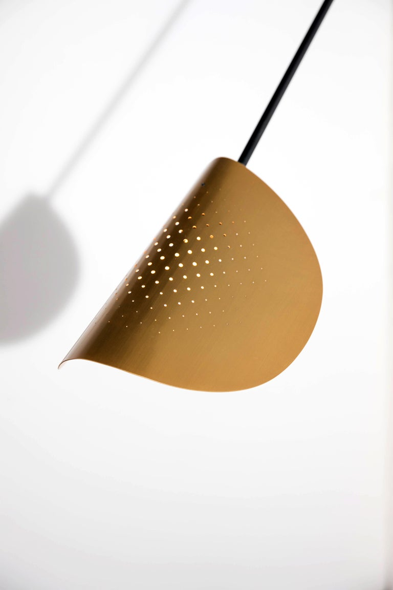 Contemporary Moon Floor Lamp by SB26 For Sale