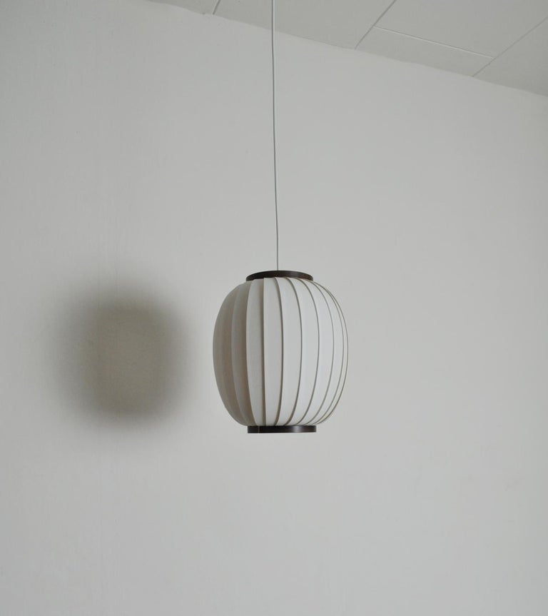Mid-Century Modern Bojan Pendant Lamp by Lars Eiler Schiøler for Hoyrup Light, 1970s For Sale