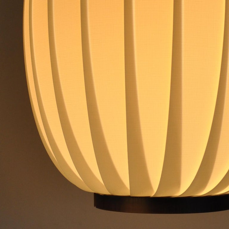 Acrylic Bojan Pendant Lamp by Lars Eiler Schiøler for Hoyrup Light, 1970s For Sale