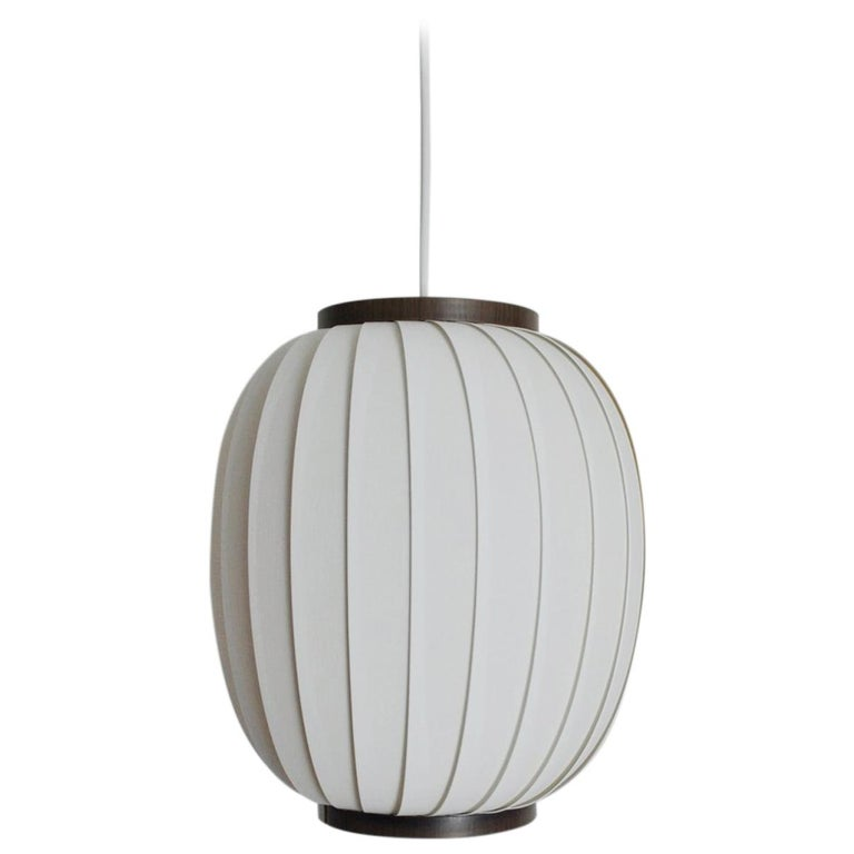 Bojan Pendant Lamp by Lars Eiler Schiøler for Hoyrup Light, 1970s For Sale