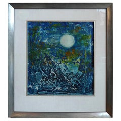 Moonlight Oil on Canvas