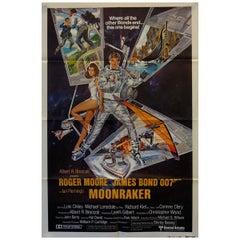 Moonraker '1979' Poster