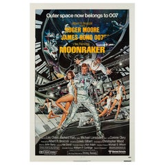 """Moonraker"", US Film Poster, 1979"