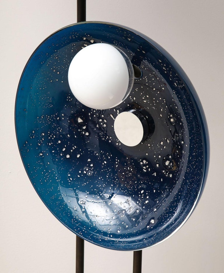 MoonWalk Floor Lamp by Lorin Silverman For Sale 2