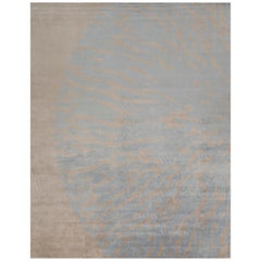 Hand Knotted - silk rug - Moorea Camel, Edition Bougainville
