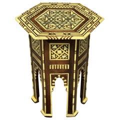 Moroccan Tables