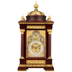 Moorish Mantel Clock by Tiffany & Co.
