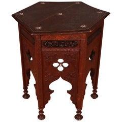 Moorish Occasional Table